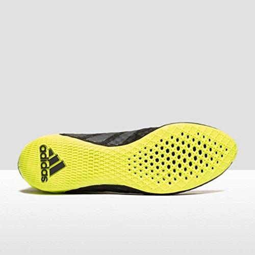 Adidas Speedex 16.1 Boxing Schuh - SS17 Schwarz/Gelb