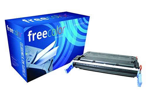 Preisvergleich Produktbild freecolor C9720A für HP Color LaserJet 4600, Premium Tonerkartusche, wiederaufbereitet, 9.000 Seiten, 5 Prozent Deckung, BLACK