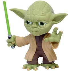 Funko Star Wars - Muñeco de Yoda con cabeza móvil