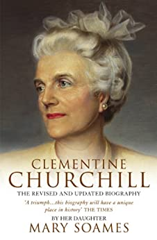 Clementine Churchill by [Soames, Mary]