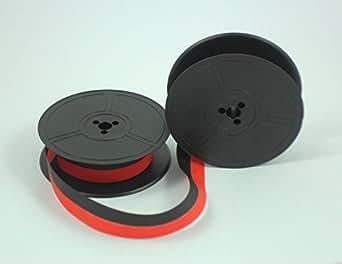 erika machine crire bobine de ruban d 39 encre gr1 rouge et noir commerce. Black Bedroom Furniture Sets. Home Design Ideas