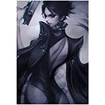 Silk Print Poster Bayonetta Seide Plakat 45inch x 24inch // 113cm x 60cm CEC7BE