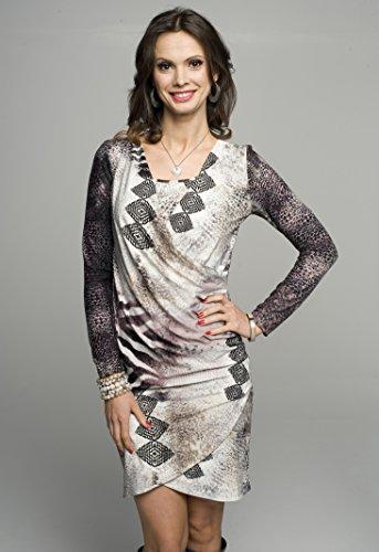 2in1 elegantes und bequemes Umstandskleid / Stillkleid, Modell ...