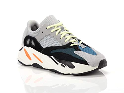 adidas Yezzy Boost 700 Wave Runner Schuhe Sneaker (EU 42 US 8.5 UK 8, mgsogr, cwhite, cblack)