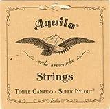 CUERDAS TIMPLE CANARIO - Aquila (13/CH) (Juego Completo)