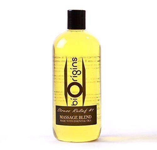 Stress Relief #1 Miscela di Oli per Massaggi - 1 Litro
