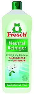 Frosch Neutral Reiniger, 3er Pack (3 x 1 l)