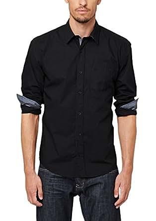 hohe Qualität Online bestellen näher an s.Oliver Herren Regular Fit Freizeit Hemd in Poplinqualität
