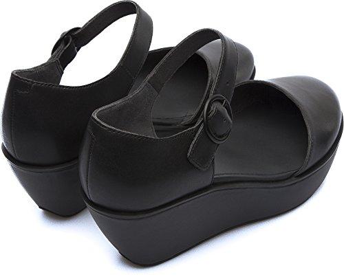 Camper Damas Plateforme 22545025 Chaussures À Plateforme Damas Femme Noir conseil d41c70