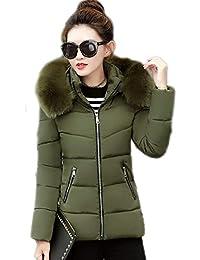 newest dfa43 6732c Amazon.it: piumini donna invernali corti - Uomo: Abbigliamento