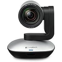 Logitech 960-001022 - Sistema de video conferencia, color negro