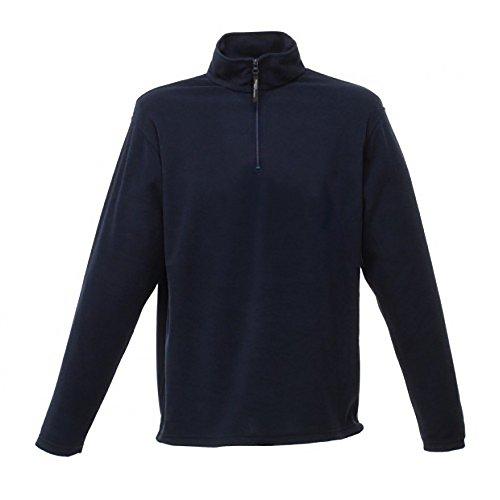Regatta - Herren Micro Fleece Troyer Royal Blue