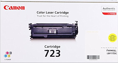 Preisvergleich Produktbild Canon Cartridge 723Y 2641B002 Toner