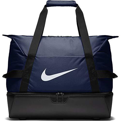 Nike Academy Team Hardcase L, Borsone Unisex-Adulto, Blu (Midnight Navy/Black /), 15x24x45 Centimeters (W x H x L)