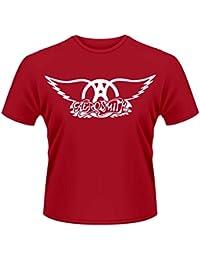 Plastic Head Aerosmith Logo, T-Shirt Homme
