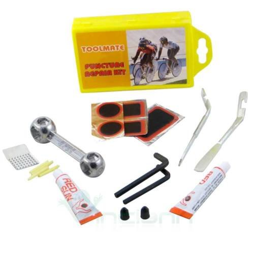 kit-17in-1toolmate-bike-bicycle-puncture-repair-bucatura-wheel-wheels