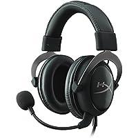 HyperX Cloud II Cuffie Gaming per PC/PS4/Mac/Mobile, Nero (Gun Metal) (Ricondizionato Certificato)