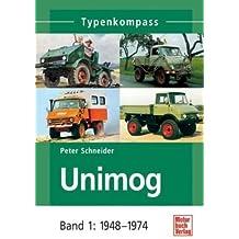 Unimog 1. 1948 - 1974