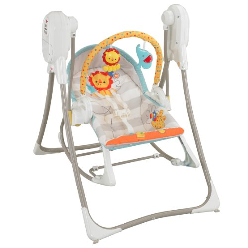 Fisher-Price Modelo BFH06 Hamaca Bebe Rocker electrica