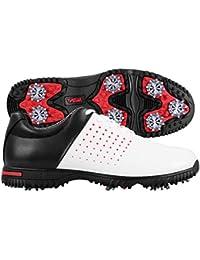 FUBULE Zapatillas de Golf Zapatillas sin Puntera Impermeables Resistentes al Deslizamiento antidesgaste multifuncionales Resistentes al Desgaste