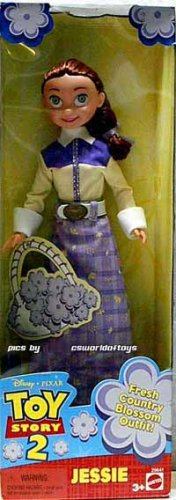 Toy Story 2000 - Toy Story 2 - JESSIE - Fresh Country Blossom Outfit - 10