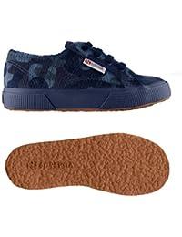 Superga S001NW0 - Zapatos de cordones para nios, Full Dk Chocolate, 20