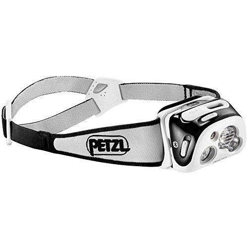 PETZL Reactik®+ Stirnlampe Farbe schwarz