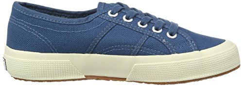 Superga Unisex-Erwachsene 2750 Cotu Classic Low-Top Blau (blue smoky)