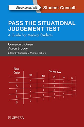 SJT: Pass the Situational Judgement Test E-Book: A Guide for Medical Students (English Edition)