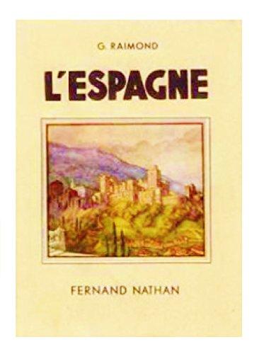 L'Espagne - fernand nathan 1937
