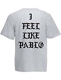 TRVPPY Camiseta T-Shirt Modelo I Feel Like Pablo, para Hombre, en Muchos