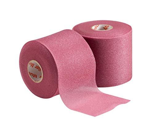 Mueller M-Wrap Unterverband - farbig bordeaux -