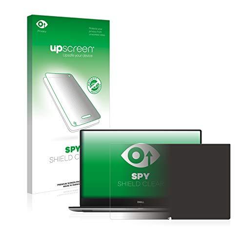 upscreen Anti-Spy Blickschutzfolie kompatibel mit Dell XPS 15 9570 4K Privacy Screen Displayschutzfolie - Sichtschutz, Kratzfest