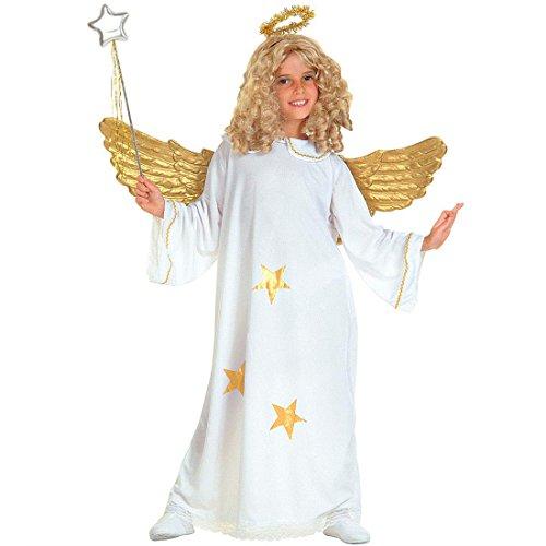 Engelsflügel Goldene Flügel gold 90 cm Engel Flügel Himmelsflügel Engelflügel Kostüm Zubehör (Engel Kostüm Gold Flügel)
