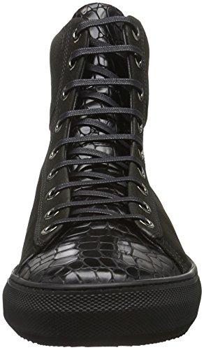 Lagerfeld Sneaker-Herren, Baskets Basses Homme Noir - Noir (90)