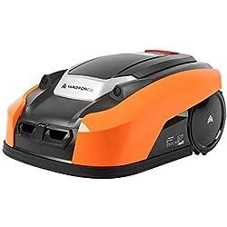 Yard Force - Robot Tondeuse X60i Connecté avec App avec technologie de capteurs ultrason - 600 m2
