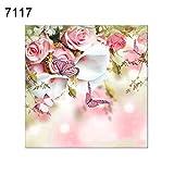 Schmetterling Blume Bild Teil-Bohrer Diamant Gemälde Kreuzstich Stickerei für Zuhause Zimmer Handwerk Wanddekoration 7117