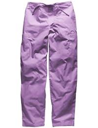 Dickies pantalones uniforme medico ajustables
