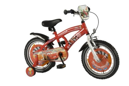 Disney Boy Cars Bike, Red
