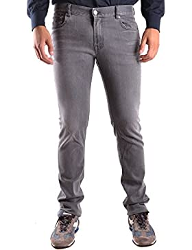 Stone Island Hombre MCBI284101O Gris Algodon Jeans