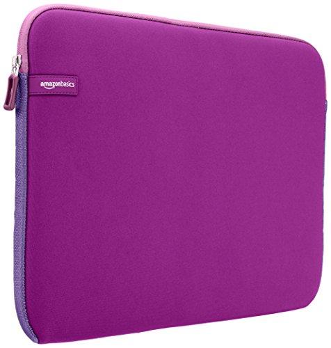 AmazonBasics Housse pour ordinateur portable, 15 - 15,6 Pouces, Violet