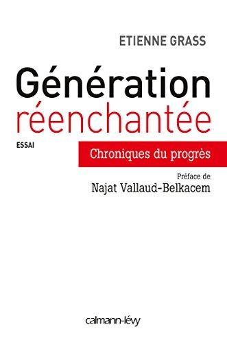 Génération réenchantée (Sciences Humaines et Essais)