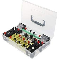 Circuito De Ciencias Físicas Experimento De Electricidad Kit De Aprendizaje Para Escuelas Intermedias