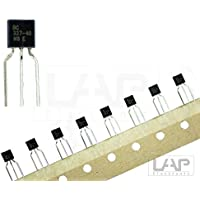 50x BC337 -40 Transistor NPN 45V 0,5A TO92 Transistoren BC337-40