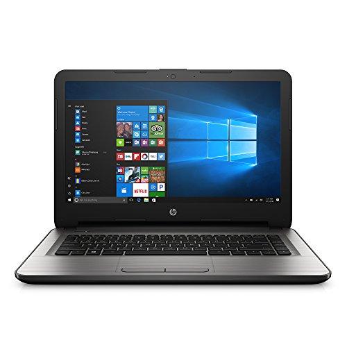 """HP 14-an013nr 1.8GHz E2-7110 14"""" 1920 x 1080Pixel Grigio, Argento Computer portatile"""