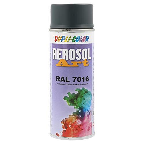 Dupli-Color 126192 Aerosol Art Ral 7016 sdm. 400 ml