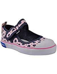 Beanz Rush Rhea Baby Pink/Purple/White Shoes For Girls