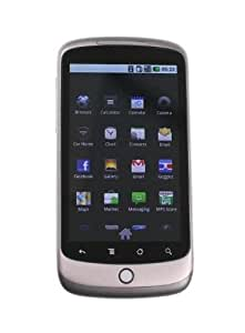 HTC BT-SMA-GNEX Google Nexus One Smartphone (9,4 cm (3,7 Zoll) Display, Touchscreen, 5 Megapixel Kamera)