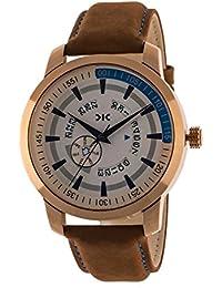KILLER Analogue White Dial Men's Watch - KLM5017-10