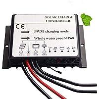 Cleanpower 10A impermeabile Solar Charge controller PWM pannello solare regolatore per 12/24V batteria - Trova i prezzi più bassi
